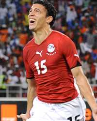 Gedo, Egypt International