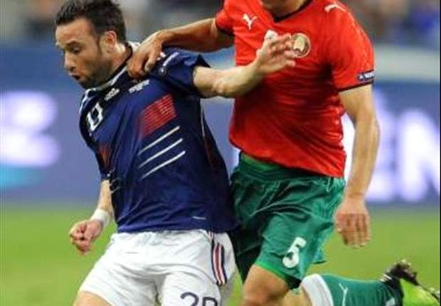 France Winger Mathieu Valbuena Believes His Small Stature Is A Plus