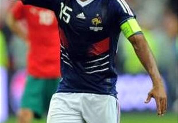 France Skipper Florent Malouda Desperate To Get A Good Result Against Bosnia-Herzegovina