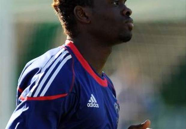 Saha: Recent good form proves France can win Euro 2012