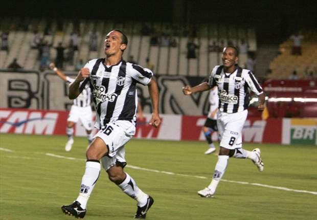 Adilson deixa o Corinthians e assina com o Ceará