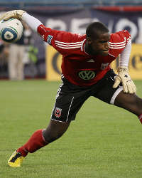 Bill Hamid, United States International