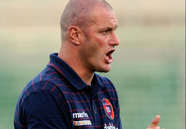 Cagliari Are Playing Roma To Win - Coach Pierpaolo Bisoli