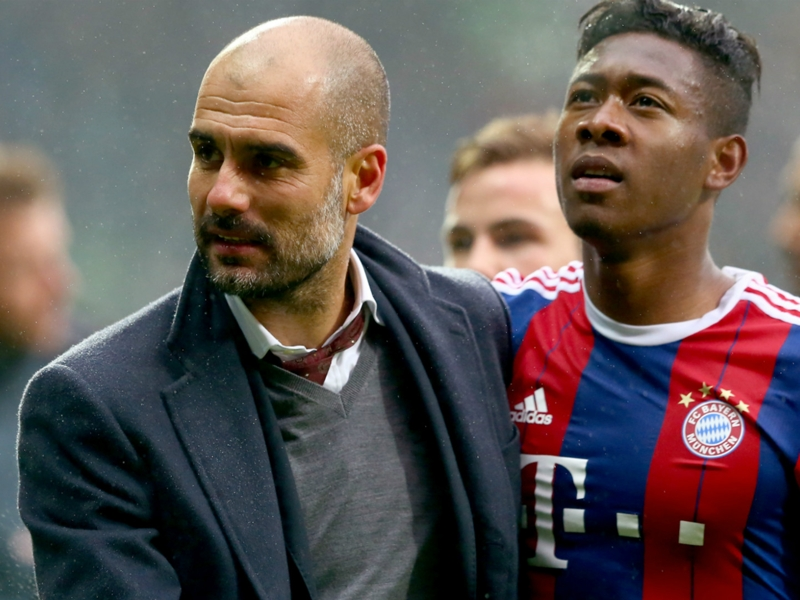 'He brought a new style of football to the world' - Alaba hails Guardiola impact