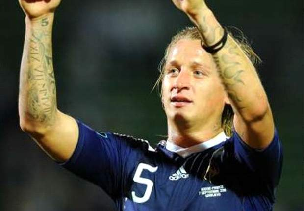 Luxembourg 0-2 France: Mexes And Gourcuff Fire Les Bleus Past Overmatched Hosts