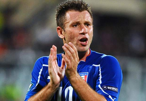 Juventus should sign Sampdoria's Antonio Cassano - Former sporting director Alessio Secco