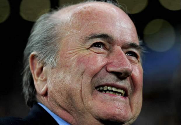 Joseph Blatter: Iker Casillas y Xavi Hernández son ejemplares
