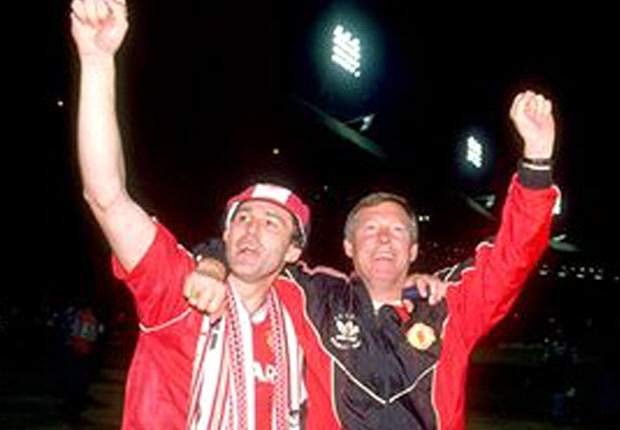 Robson: Manchester United title win would be 'extra special' for Sir Alex Ferguson