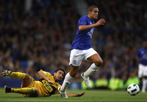 Everton's Jack Rodwell ready for 'massive season'