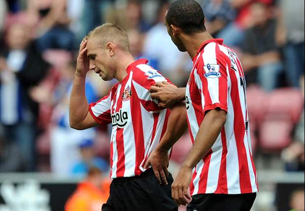 Gardner backs Sunderland captain Cattermole after League Cup dismissal
