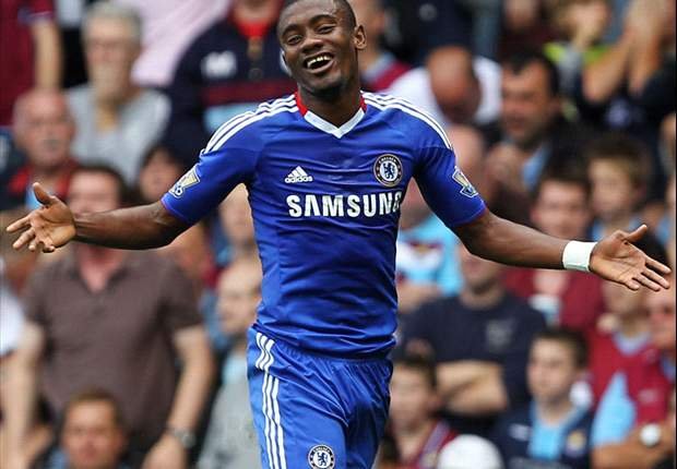 Arsenal manager Arsene Wenger rules out move for Chelsea's Salomon Kalou