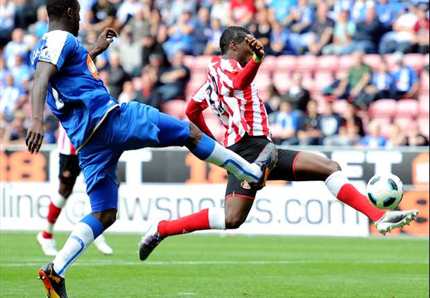 Wigan 1-1 Sunderland: Asamoah Gyan Denied Debut Winner