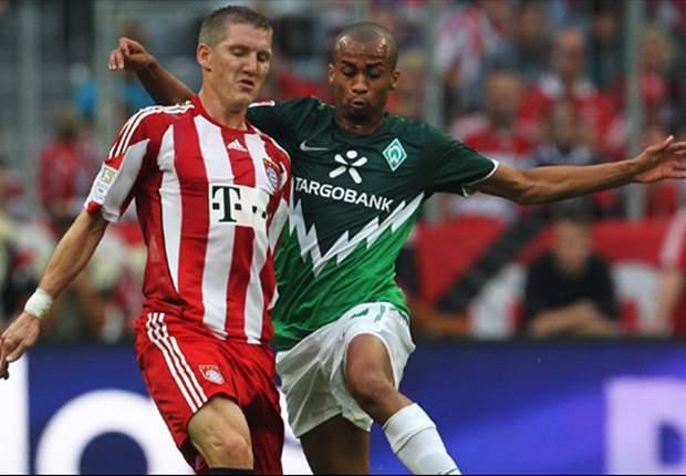 Bayern Munich 2-1 Werder Bremen: Schweinsteiger Magic Knocks Out Visitors