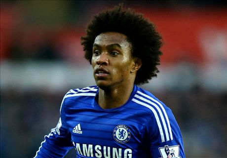 TT: Juventus launch Willian bid