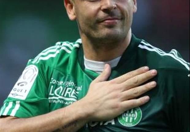Ligue 1, ASSE - Janot félicite Ruffier