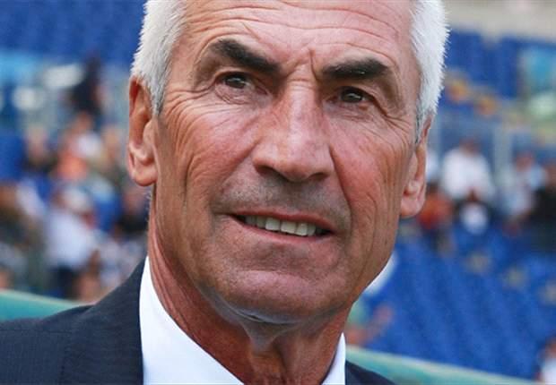 Lazio Coach Edoardo Reja Rules Out Mauro Zarate Departure Following Bologna Defeat
