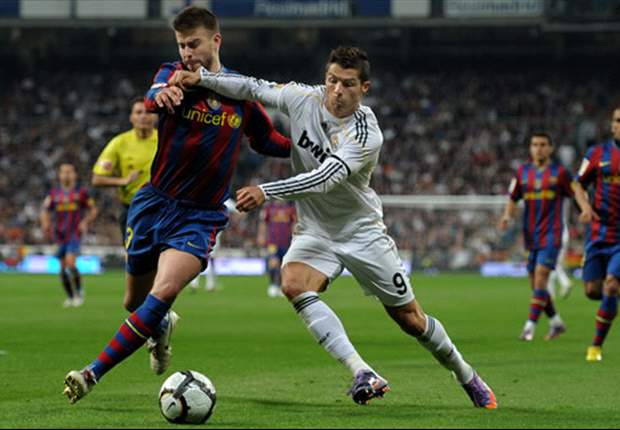 Barcelona's Gerard Pique: Real Madrid Did Not Want To Play Football