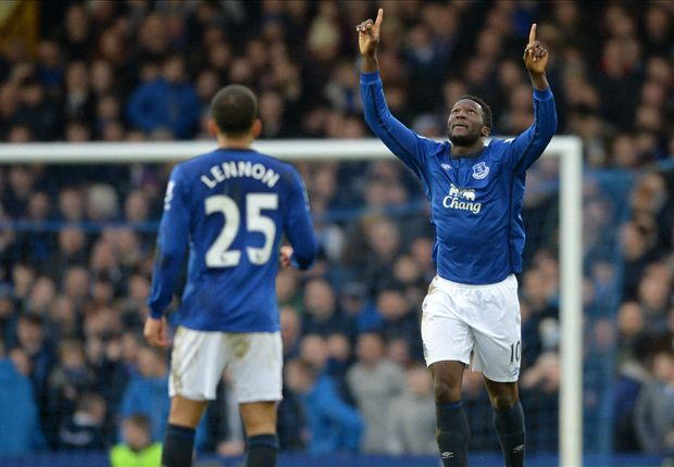 Everton 3-0 Newcastle: Lukaku on target as Toffees get back to winning ways