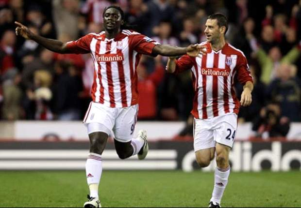 Stoke City 1-1 West Ham: Kenwyne Jones Scores To Deny West Ham First Win