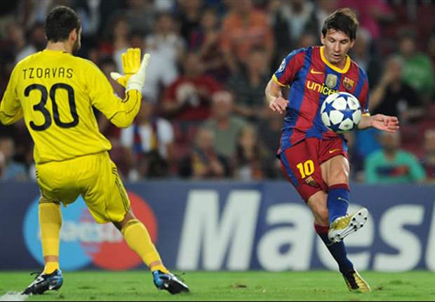 Champions League Comment: Do Barcelona Need Lionel Messi Against Rubin Kazan, Or Will Lightning Strike Thrice?