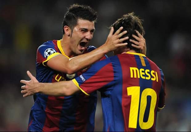 Messi Bawa Barca Ke Puncak