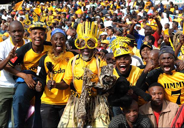 Kaizer Chiefs fans (Getty Images)