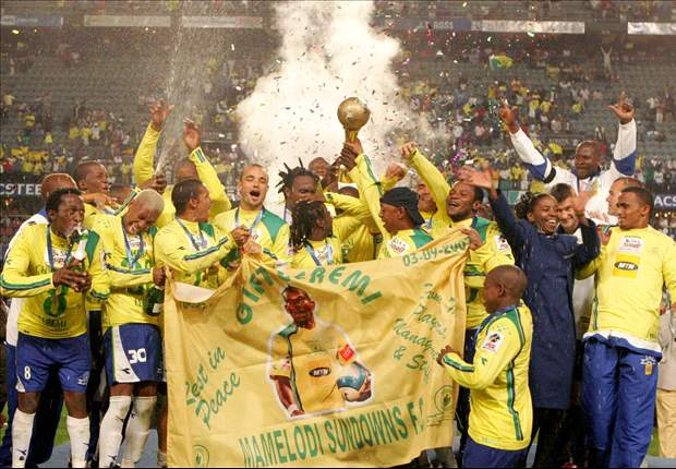 Cup final number 25 for Sundowns in Telkom Knockout decider against Celtic