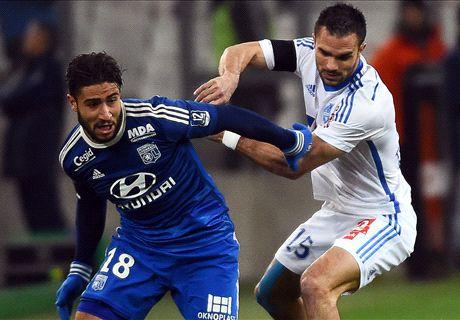 Match Report: Marseille 0-0 Lyon