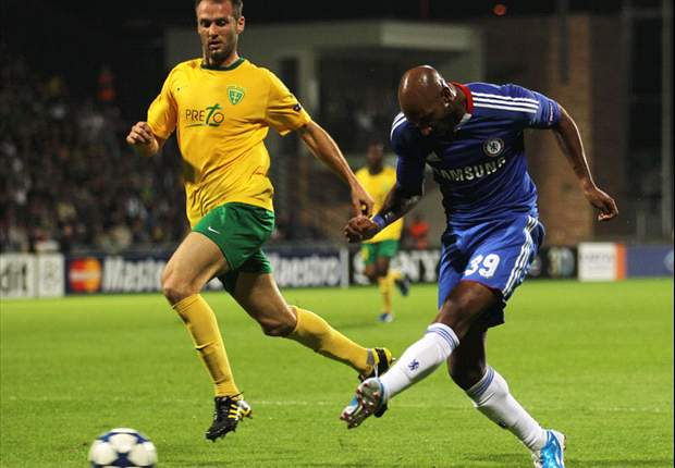 Chelsea star Nicolas Anelka confirms Champions League goal celebration was message to FFF