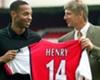 Pires: Henry, Wenger'den sonra Arsenal'in başına geçebilir