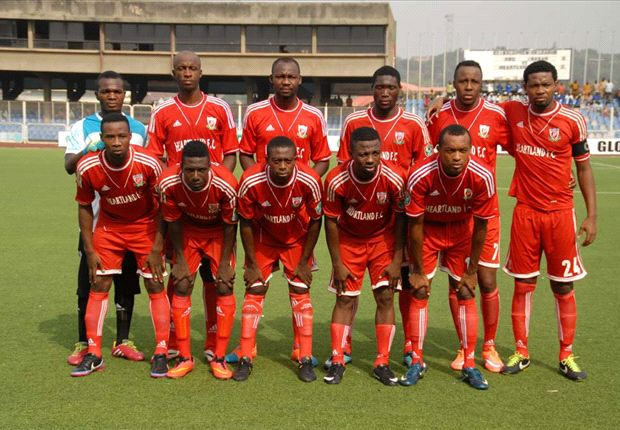 Heartland, Dolphins crash out of Federation Cup