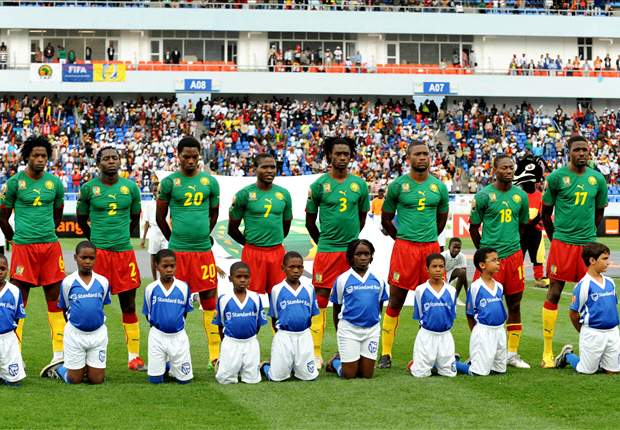 Cameroon Name Squad For Senegal Qualifier