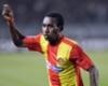 Ghana's Harrison Afful in action for Esperance