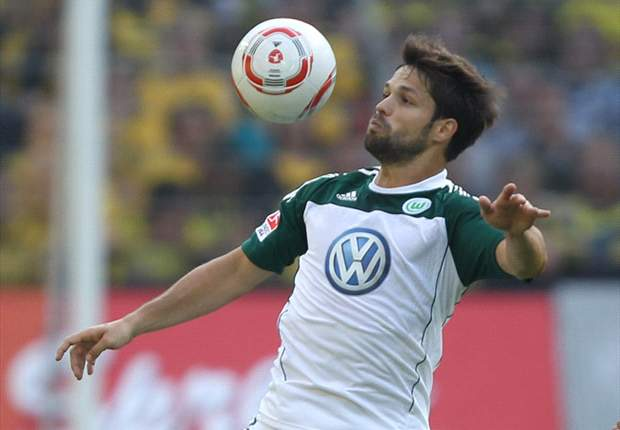 Wolfsburg star Diego bemoans lack of Brazil chances & admits spell at Juventus 'simply didn't work out'