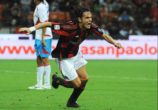 Serie A: AC Milan 1-1 Catania - Improving Rossoneri held by insistent Elefanti