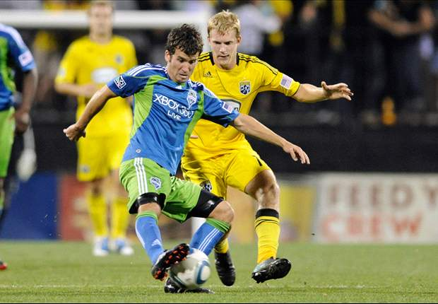 Columbus Crew 0-4 Seattle Sounders FC: Complacent Crew Pummeled By Seattle