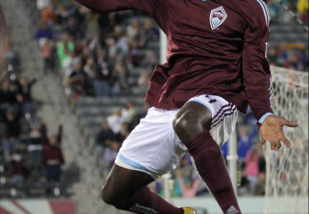 Colorado Rapids 3-0 New England Revolution: Omar Cummings Leads Rout