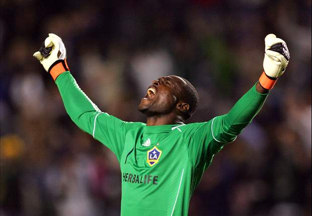 Los Angeles Galaxy goalkeeper Donovan Ricketts to miss 4-6 weeks