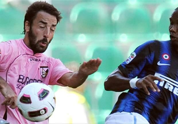 Palermo 1-2 Inter: Samuel Eto'o Brace Decides Spectacular Sicilian Encounter