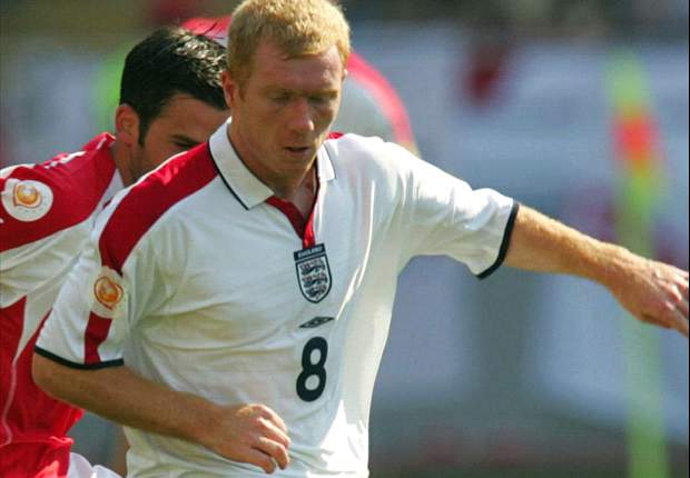 Paul Scholes does not blame Sven Goran Eriksson for early England retirement