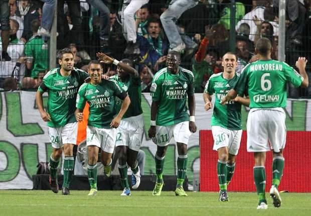 Olympique Lyonnais 0-1 Saint-Etienne: Stunning Dimitri Payet Free Kick Wins 100th Derby Du Rhone