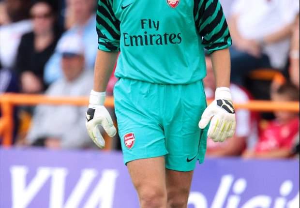 Arsenal goalkeeper Wojciech Szczesny: I want to emulate the success of Peter Schmeichel