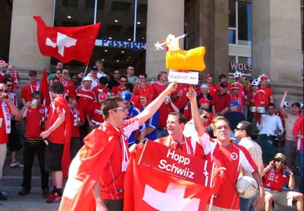 스위스 언론 '한국, 예상대로 강했어'