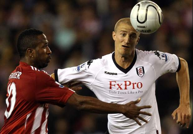 Stoke City 2-0 Fulham: Danny Higginbotham And Kenwyne Jones Settle Tie In Hosts' Favor