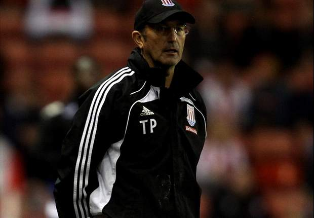 Stoke City manager Tony Pulis admits he has too many options in his squad