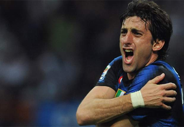 Inter Sweating Over Diego Milito & Esteban Cambiasso Injuries On Duty For Argentina