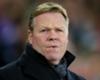Everton: Koeman bestätigt Verhandlungen mit Lukaku
