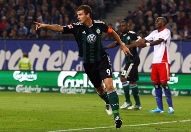 Juventus Have Signed Edin Dzeko From Wolfsburg - Report