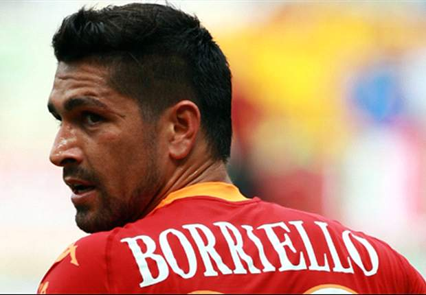Marco Borriello: I Don't Know Why Ranieri Subbed Me, As I Wasn't Tired