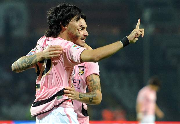 Juventus 1-3 Palermo: Brilliant Pastore guides the Rosanero to victory in Turin